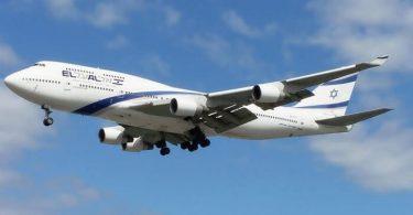 شرکت هواپیمایی ال آل اسرائیل ادای احترام به بازنشستگی افسانه ای 747 است