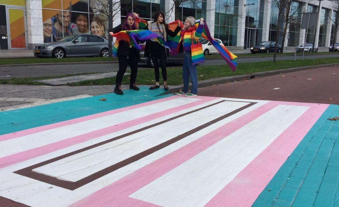 Miksi? Alankomaiden ensimmäinen transsukupuolinen risteys jättää ihmiset raapimaan päänsä