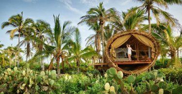 Havaj byl letos v zimě jmenován nejlepším místem pro luxusní kempování