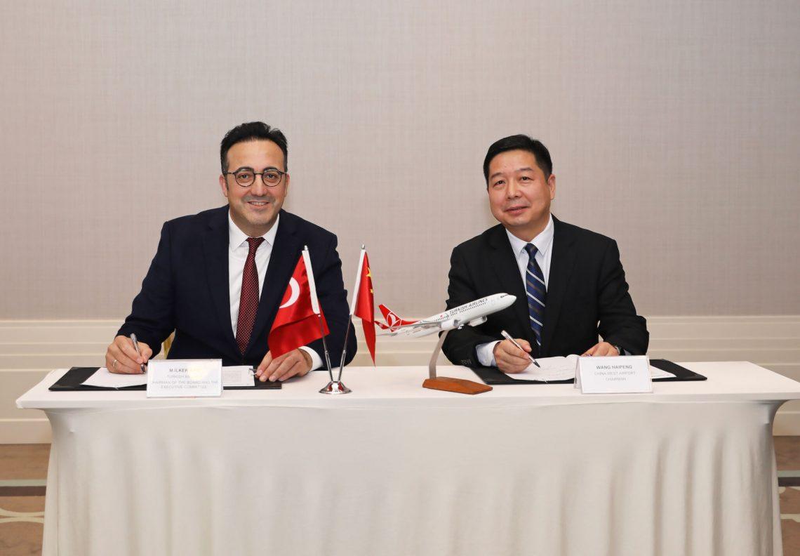 Turkish Airlines lança voo para Xi'an, China