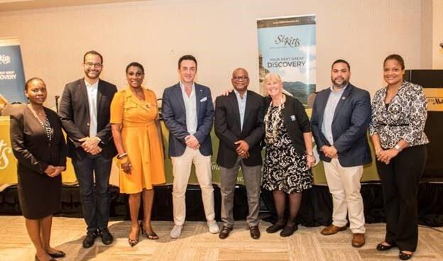 St. Kitts menjadi tuan rumah kepada Pasukan Operasi Florida Caribbean Cruise Association