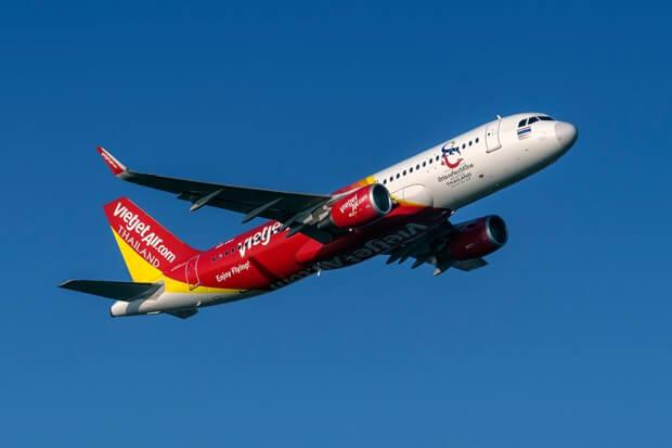 Vietjet meluncurkan penerbangan Hong Kong dan Singapura dari penerbangan Da Nang