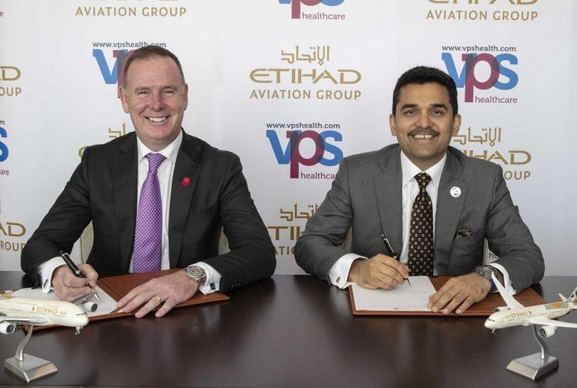 Etihad Airways va amener des patients médicaux saoudiens à Abu Dhabi