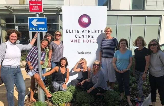 Loughborough's Elite Athlete Centre & Hotel supports Mount Kilimanjaro charity challenge