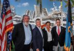 وزیر گردشگری باهاما در نمایشگاه بین المللی قایق شرکت کرد: سازمان دهندگان تبلیغات باهاما را ستایش می کند