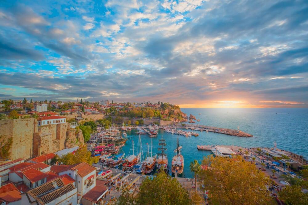 Turquia: Antalya recebe mais de 15 milhões de turistas