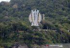 U Monumentu Zilometru Zero di Sabang hè statu chjamatu destinazione turistica unica