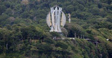 El Monumento al Kilómetro Cero de Sabang nombrado destino turístico único