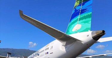 طيران أوسترال: عودة دريملاينر بألوان البحيرة