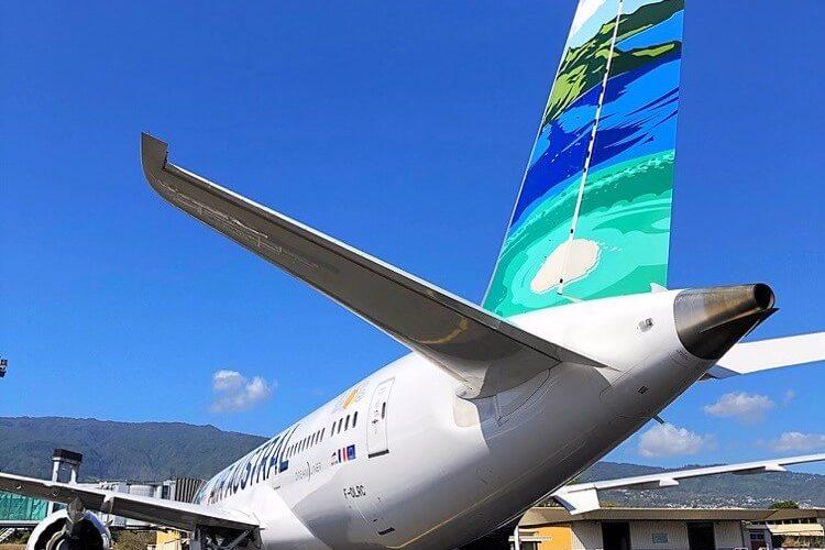 Air Austral: Dreamlinerin paluu laguunin väreissä