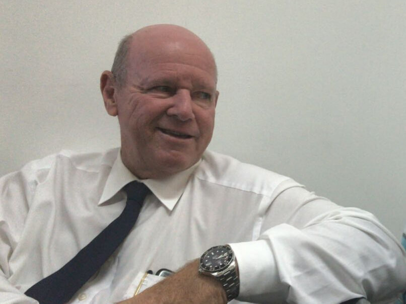 What is Alain St.Ange: Would-be Secretary General for the World Tourism Organization (UNWTO)?