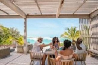 Bahamas ministerium for turisme og luftfart er vært for topmedier og indflydelsesrige efter orkanen Dorian