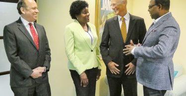 Jamaica Tourism Minister Bartlett upbeat about Peru Flight to Jamaica