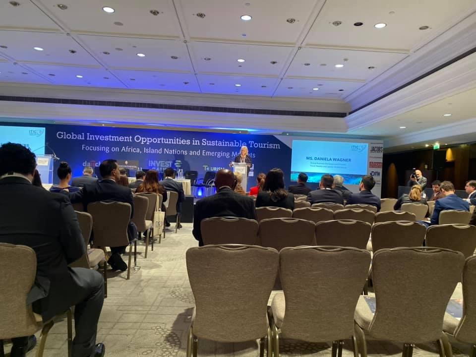 """""""Poderoso"""" foi o veredicto do primeiro dia da International Tourism Investment Conference em Londres"""