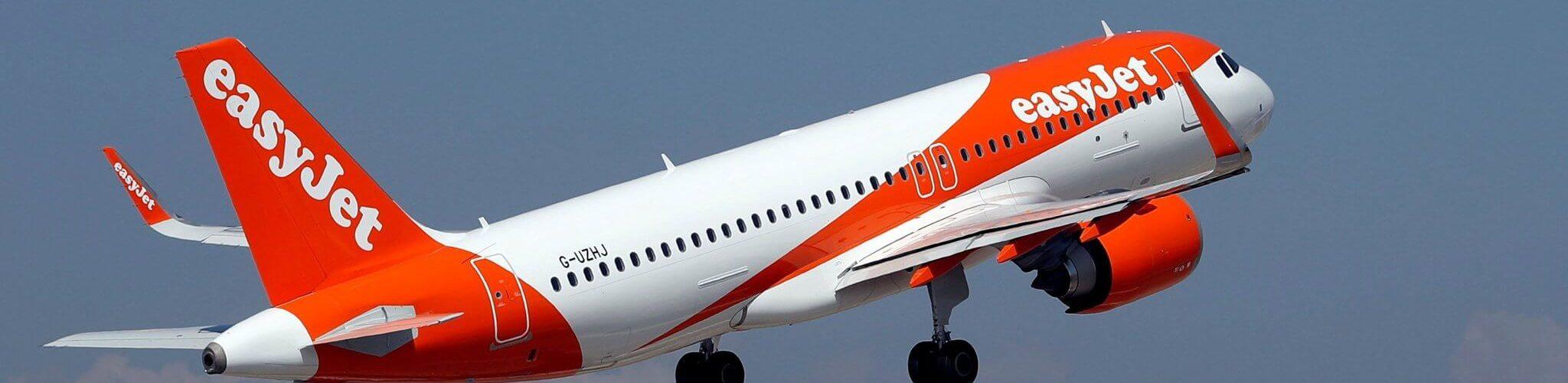 Nova conexão EasyJet com o Egito decola de Nápoles para Hurghada