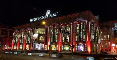 Friedrichstadt Palace Berlin- ը հարգում է հրեական արմատները