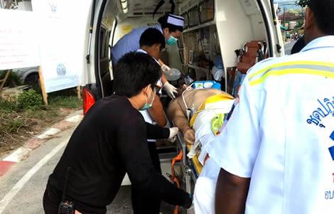Ο τουρίστας πεθαίνει σε θαλάσσιο ατύχημα από έλικα σκαφών