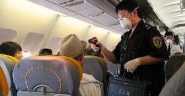 Germs on an airplane: What's the germiest? Nope, not the bathroom.