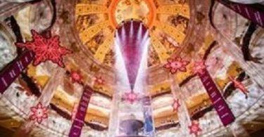 Ankafizo ny Magland Winter Wonderland ao amin'ny Sands Resorts Macao