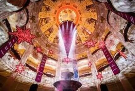 Desfrute de um país das maravilhas do inverno mágico no Sands Resorts Macao