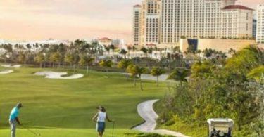 2020 Skvělá klasika Abaco, která se bude hrát v The Royal Blue Golf Club v Baha Mar