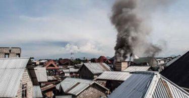 コンゴ民主共和国での飛行機墜落事故:23人が死亡し数えている