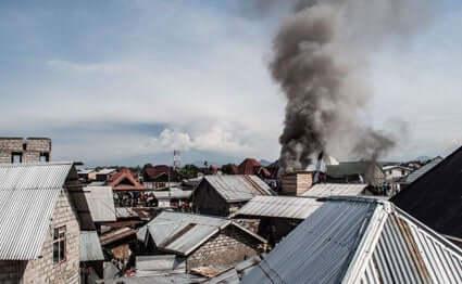 Pad aviona u DR Kongu: 23 mrtva i broji se