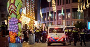 Επίθεση μαχαιριού κατά τη διάρκεια των αγορών της Black Friday στη Χάγη