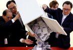 Hong Kong: les élections apportent calme et paix