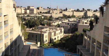 Shalom maailman keskustasta