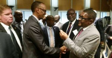 New political trend in Zimbabwe: Dr. Walter Mzembi and Nelson Chamisa