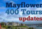यूरोपीय टूर विशेषज्ञ मेफ्लावर 400 की सालगिरह के लिए कमीशन यात्रा संग्रह शुरू करते हैं