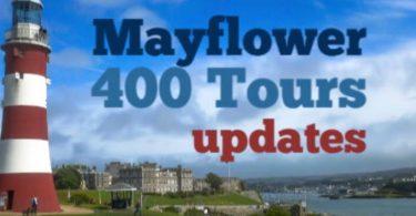 European Tour Specialists zahajuje provizní kolekci turné k výročí Mayflower 400