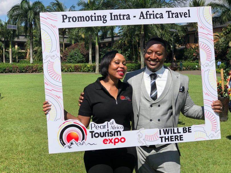 উগান্ডা ট্যুরিজম বোর্ড আফ্রিকা ট্যুরিজম এক্সপো (পোট) 2020 এর পার্ল চালু করে