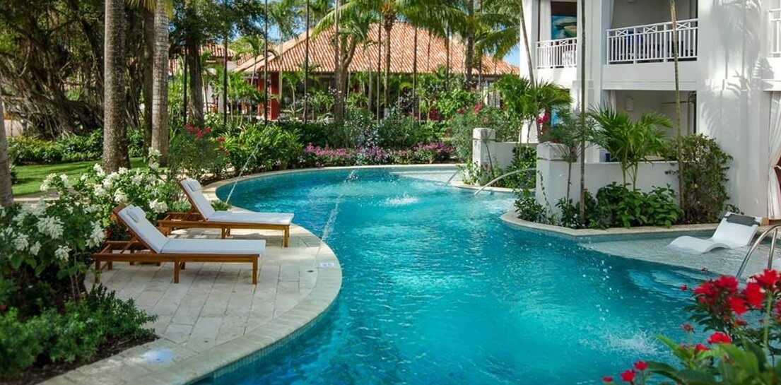 Why is the best resort in Barbados actually Jamaican style?