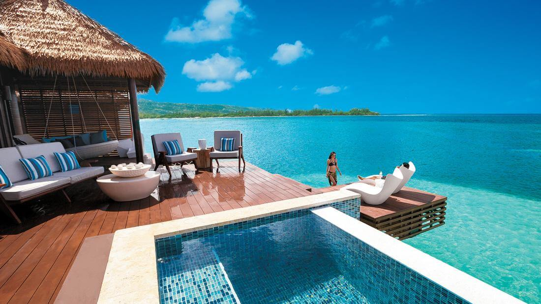 Look no further than Sandals Resorts? More to a CNN report…