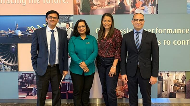 Seychelles Tourism Board accentuates its efforts towards GCC with Emirates Airlines
