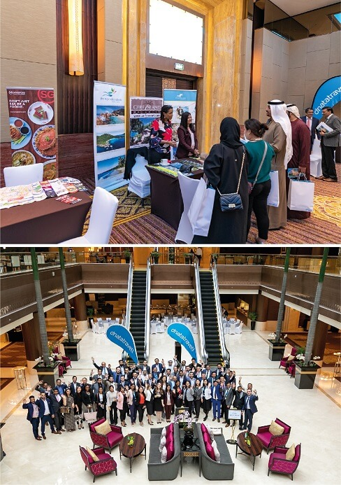 Seychelles represented at Corporate Travel Planners Roadshow in Abu Dhabi