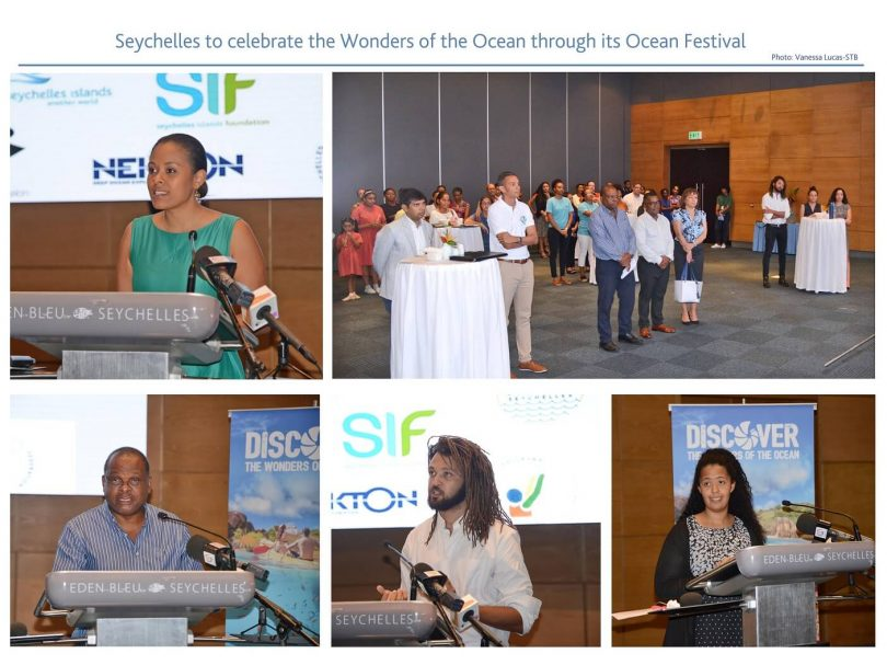 Seychelles para celebrar las maravillas del océano a través de su Ocean Festival