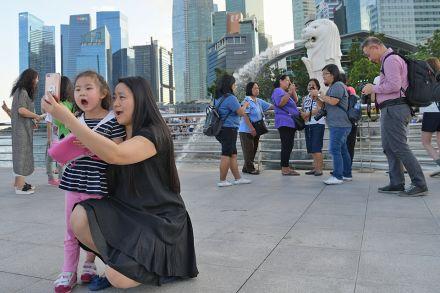 Kion preferas turistoj el Singapuro?
