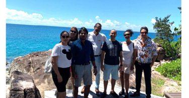 نمایندگان پرفروش تعطیلات امارات در سفر FAM از سیشل دیدن می کنند