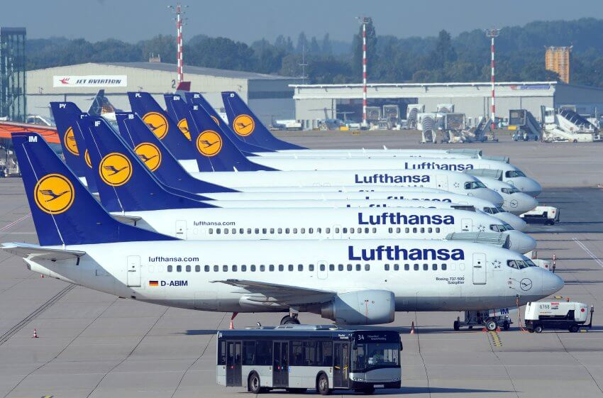 Lufthansa Group announces 2020 summer long-haul destinations from Düsseldorf