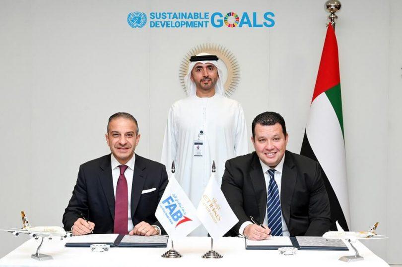 Etihad získává finanční prostředky spojené s cíli udržitelného rozvoje OSN