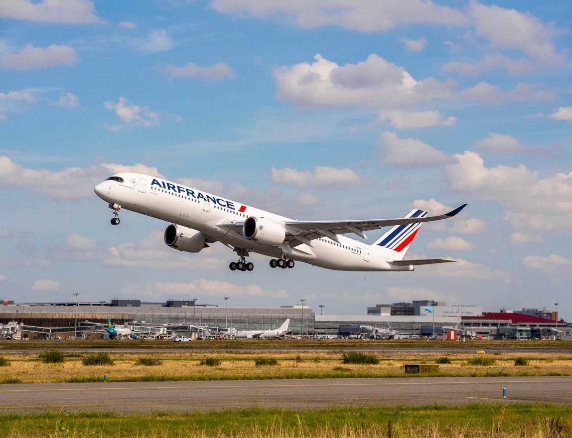 Air France-KLM orders 10 additional Airbus A350 XWB aircraft