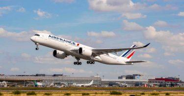 Air France-KLM 10 هواپیمای اضافی ایرباس A350 XWB سفارش می دهد