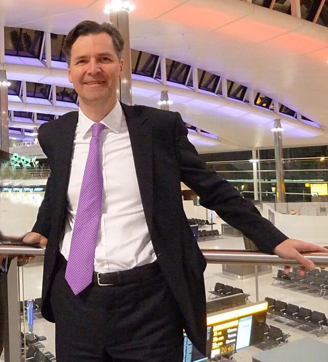 Holland-Kaye: Listopad nastavuje na letišti Heathrow nové rekordy