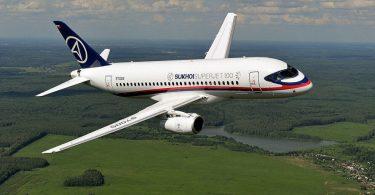La Russie envisage de vendre 16 avions Sukhoi Superjet SSJ-100 au Pakistan
