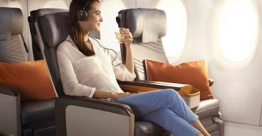 Five tips for comfortable holiday air travel