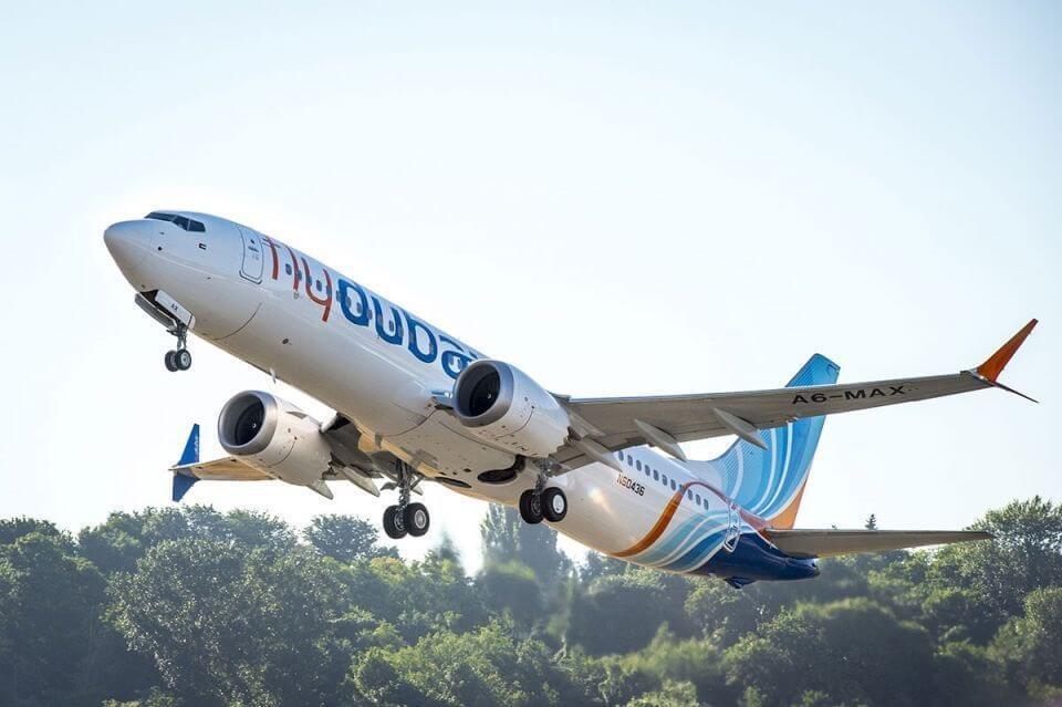 Flydubai lanseart Dubai-Yangon-flecht