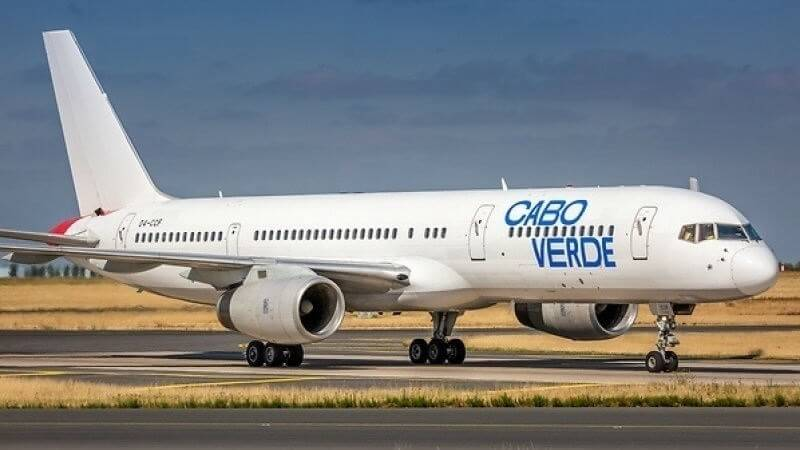 """Авіякампанія """"Каба-Вэрдэ"""" запускае рэйс Сал-Порту-Алегры, Бразілія"""